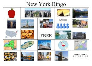 New York Bingo
